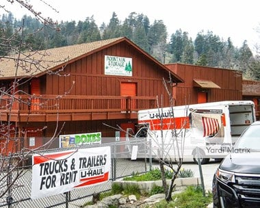 Storage Units for Rent available at 152 State Highway 138, Crestline, CA 92325 Photo Gallery 1