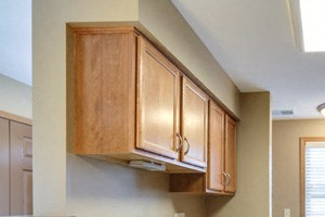 Deer Lakes Apartments Amherst - Kitchen and Laundry - Appliances Included