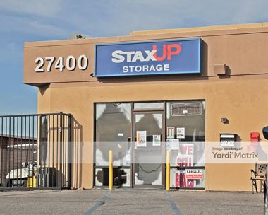 Storage Units for Rent available at 27400 McCall Blvd, Sun City, CA 92585 Photo Gallery 1