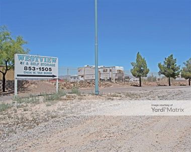Storage Units for Rent available at 17404 West Van Buren, Goodyear, AZ 85338 Photo Gallery 1