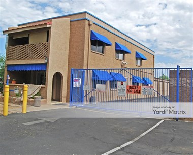 Storage Units for Rent available at 1020 West 1St Street, Tempe, AZ 85281 Photo Gallery 1