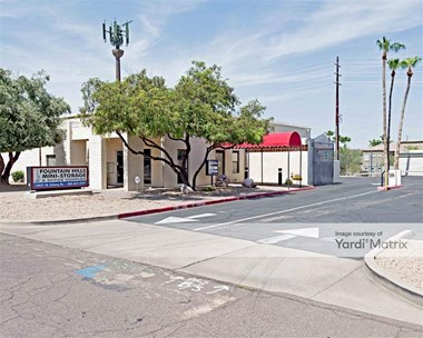 Storage Units for Rent available at 12031 North Colony Drive, Fountain Hills, AZ 85268 Photo Gallery 1