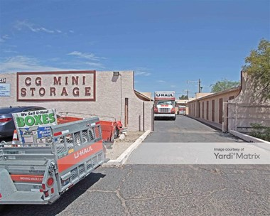 Storage Units for Rent available at 1742 North Pinal Avenue, Casa Grande, AZ 85122 Photo Gallery 1
