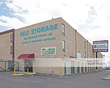 Storage Units for Rent available at 2850 East McDowell Road, Phoenix, AZ 85008 Photo Gallery 1