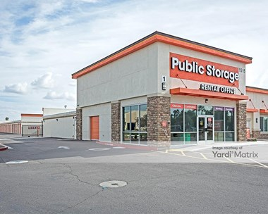 Storage Units for Rent available at 1515 North Greenfield Road, Gilbert, AZ 85234 Photo Gallery 1