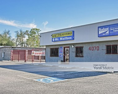 Storage Units for Rent available at 4070 East 29Th Street, Tucson, AZ 85711 Photo Gallery 1