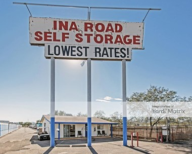 Storage Units for Rent available at 6950 North Camino Martin, Tucson, AZ 85741 Photo Gallery 1