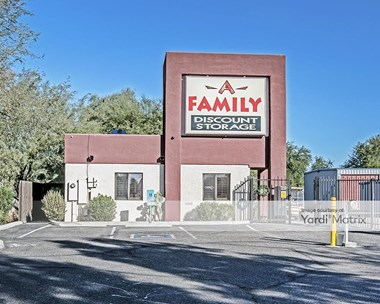 Storage Units for Rent available at 4320 West Ina Road, Tucson, AZ 85741 Photo Gallery 1