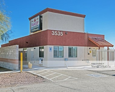 Storage Units for Rent available at 3535 West Magee Road, Tucson, AZ 85741 Photo Gallery 1