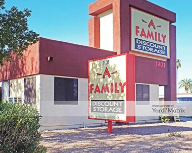 Storage Units for Rent available at 1901 North Oracle Road, Tucson, AZ 85705 Photo Gallery 1
