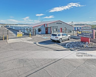Storage Units for Rent available at 7020 North Camino Martin, Tucson, AZ 85741 Photo Gallery 1