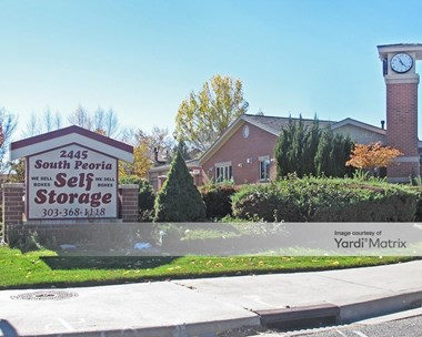 Storage Units for Rent available at 2445 South Peoria Street, Aurora, CO 80014 Photo Gallery 1