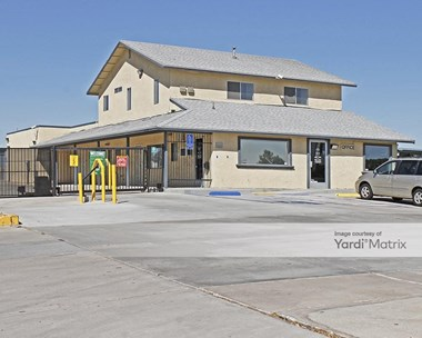 Storage Units for Rent available at 16730 Walnut Street, Hesperia, CA 92345 Photo Gallery 1