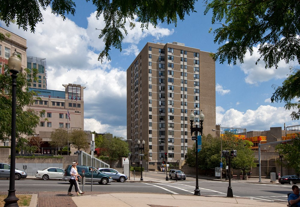 Quincy Tower Apartments in Boston, MA