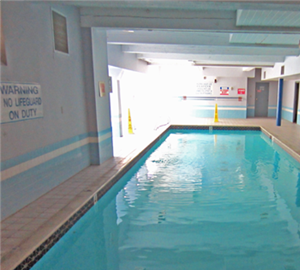 Swimming pool at Royal Worcester Apartments in Worcester MA