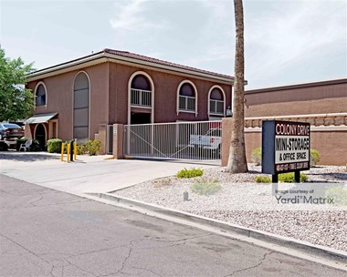 Storage Units for Rent available at 17006 East Colony Drive, Fountain Hills, AZ 85268 Photo Gallery 1