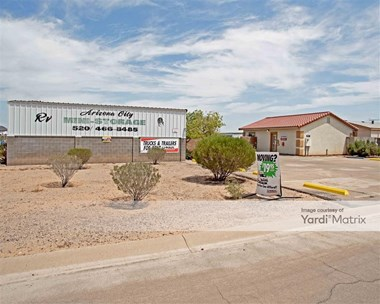 Storage Units for Rent available at 11058 West Carousel Drive, Arizona City, AZ 85123 Photo Gallery 1
