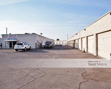 Storage Units for Rent available at 3636 Grand Avenue, Phoenix, AZ 85019 Photo Gallery 1