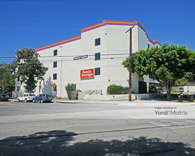 Storage Units for Rent available at 5941 Venice Blvd, Los Angeles, CA 90034 Photo Gallery 1