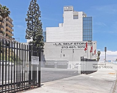 Storage Units for Rent available at 1000 West 6Th Street, Los Angeles, CA 90017 Photo Gallery 1