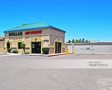 Storage Units for Rent available at 2732 East Mckellips Road, Mesa, AZ 85213 Photo Gallery 1