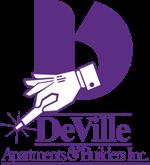 DeVille Regency Property Logo 11
