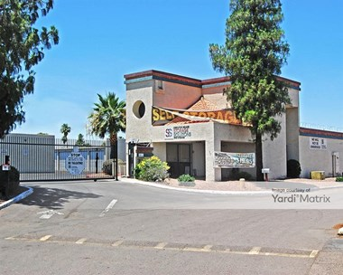 Storage Units for Rent available at 310 North Gilbert Road, Mesa, AZ 85203 Photo Gallery 1