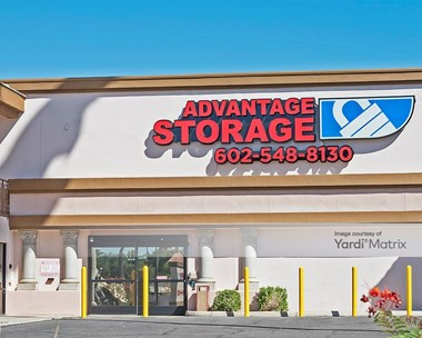 Storage Units for Rent available at 13845 North 7th Street, Phoenix, AZ 85022 Photo Gallery 1
