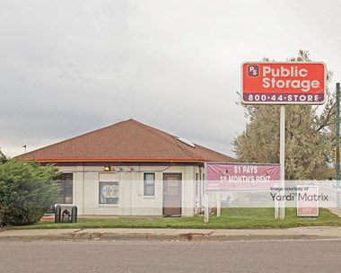 Storage Units for Rent available at 4550 South Federal Blvd, Englewood, CO 80110 Photo Gallery 1