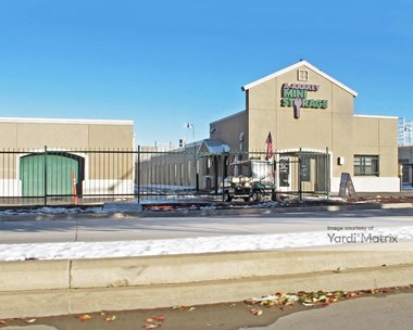 Storage Units for Rent available at 1530 Fitzsimons Pkwy, Aurora, CO 80011 Photo Gallery 1