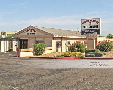 Storage Units for Rent available at 20550 North 19th Avenue, Phoenix, AZ 85027 Photo Gallery 1
