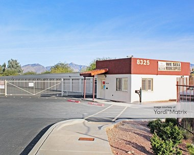 Storage Units for Rent available at 8325 East Golf Links Road, Tucson, AZ 85730 Photo Gallery 1