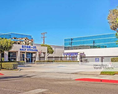 Storage Units for Rent available at 4068 Del Rey Avenue, Marina Del Rey, CA 90292 Photo Gallery 1