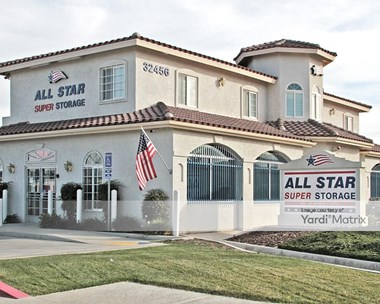 Storage Units for Rent available at 32456 Haun Road, Menifee, CA 92584 Photo Gallery 1