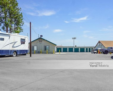 Storage Units for Rent available at 21971 De Berry Street, Grand Terrace, CA 92313 Photo Gallery 1