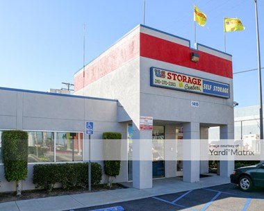 Storage Units for Rent available at 1415 Hawthorne Blvd, Redondo Beach, CA 90278 Photo Gallery 1