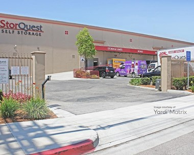 Storage Units for Rent available at 12821 West Jefferson Blvd, Los Angeles, CA 90066 Photo Gallery 1