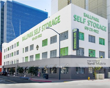 Storage Units for Rent available at 611 Island Avenue, San Diego, CA 92101 Photo Gallery 1