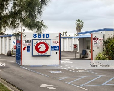 Storage Units for Rent available at 8810 Cuyamaca Street, Santee, CA 92071 Photo Gallery 1