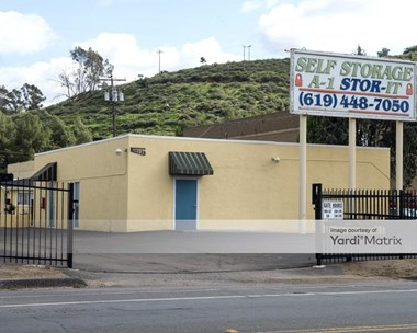 Storage Units for Rent available at 11493 Woodside Avenue, Santee, CA 92071 Photo Gallery 1