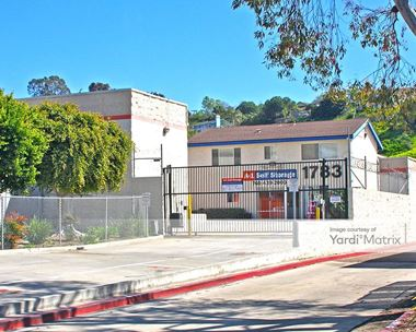 Storage Units for Rent available at 1783 Oceanside Blvd, Oceanside, CA 92054 Photo Gallery 1