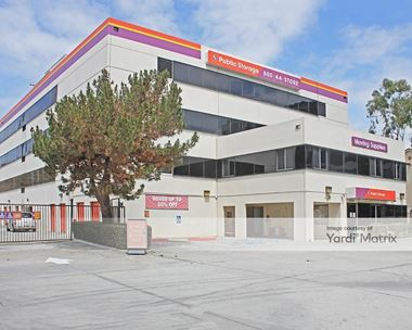 Storage Units for Rent available at 6701 South Pacific Coast Hwy, Los Angeles, CA 90045 Photo Gallery 1