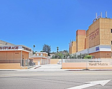 Storage Units for Rent available at 10321 National Blvd, Los Angeles, CA 90034 Photo Gallery 1