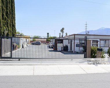 Storage Units for Rent available at 347 East Ramsey Street, Banning, CA 92220 Photo Gallery 1