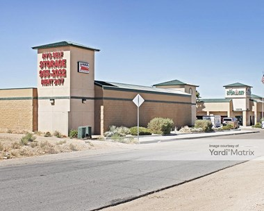 Storage Units for Rent available at 12276 Cobalt Road, Victorville, CA 92392 Photo Gallery 1