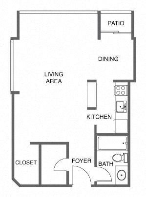 Studio Apartment San Francisco 2000 broadway street apartments, 2000 broadway street, san