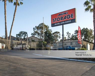 Storage Units for Rent available at 10835 Woodside Avenue, Santee, CA 92071 Photo Gallery 1