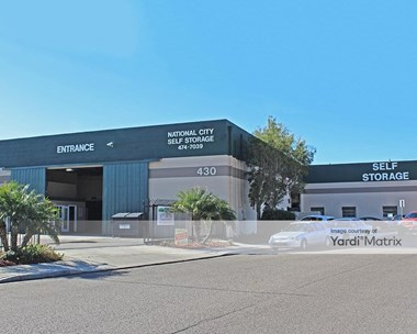 Storage Units for Rent available at 430 West 30Th Street, National City, CA 91950 Photo Gallery 1
