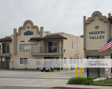 Storage Units for Rent available at 4437 Twain Avenue, San Diego, CA 92120 Photo Gallery 1