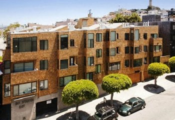 2130 Stockton Street 1 Bed Apartment for Rent Photo Gallery 1